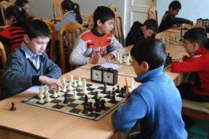Турнир по шахматам среди учащихся Ленинского района @ Клуб «Дебют» (ул. Марата, д. 9)