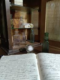 Выставка «Домашний доктор» @ Музей-усадьба городского быта «Симбирск конца XIX – начала XX вв.»,