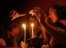 НЕСКУЧНЫЕ ВЕЧЕРА. Вечер рождественских гаданий «Девичий переполох» @ Музей «Пожарная охрана Симбирска-Ульяновска» (ул. Ленина, д.43)