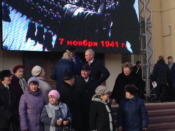 Парад 41-го года. Митинг памяти. Фоторепортаж в реальном времени (фото) - фото 2