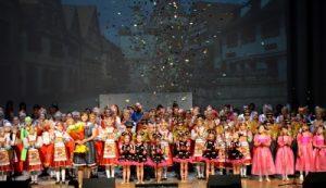 Открытие творческого сезона «Карнавальная ночь» @ Большой зал ДК «Руслан»