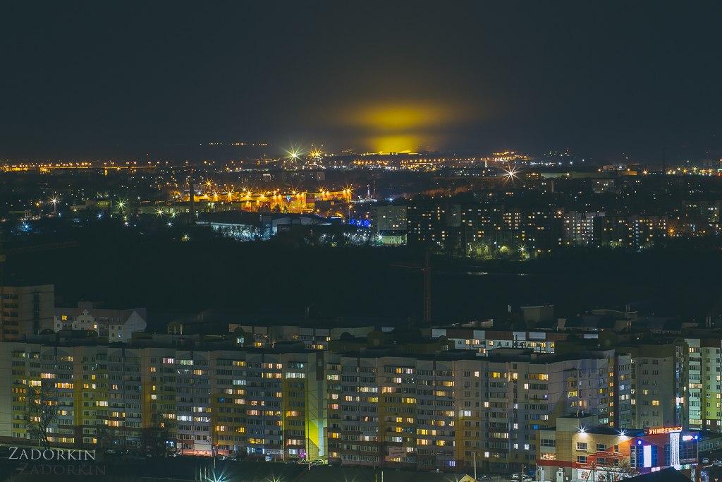 фото ночной ульяновск пускай тебя бог