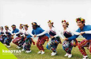 """Выступление тайваньской песенной группы The Formosa и фольклорного ансамбля """"Ладанка"""" @ Креативное пространство """"Квартал"""" (Ленина, 78)"""