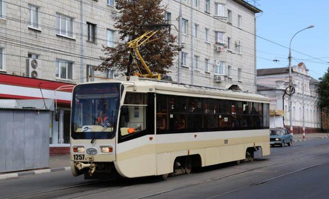 """Познакомят с историей города на экскурсионном трамвае @ Остановка """"Гостиница Венец"""""""