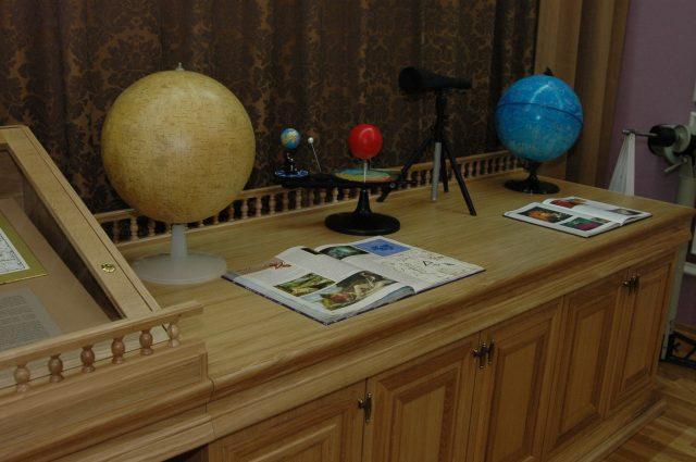 Сеанс в планетарии «Вселенная вокруг нас» @ Музей «Метеорологическая станция. Планетарий»