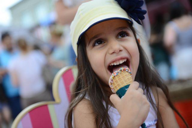 «Фестиваль мороженого Pin&Vin» на Соборной площади @ Соборная площадь