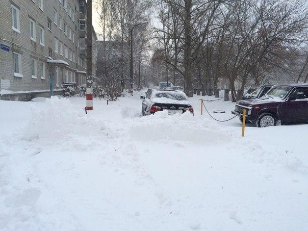 Штрафные санкции за несвоевременную уборку снега
