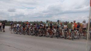 Первенство города по велоспорту @ Выводная рулежная дорога, Авиастар СП (Взлетка)