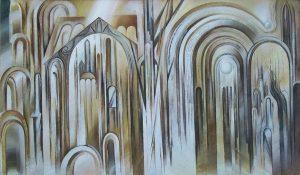 Открытие персональной выставки художника-парадоксалиста Александра Зинина «Другое время» @ Выставочный зал музея «Метеорологическая станция Симбирска» (ул. Л.Толстого, д. 67)