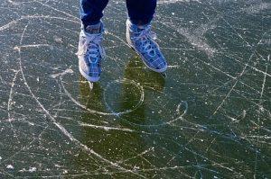 Массовое катание на коньках в парке им. 40 лет ВЛКСМ @  Парк им. 40 лет ВЛКСМ парк культуры и отдыха ул. Оренбургская, 41