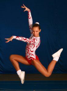 Мастер-класс по танцевальной гимнастике  от многократной чемпионки России по спортивной аэробике Елизаветы Сулеймановой @  Орион детский оздоровительно-образовательный центр (б-р Львовский, 10а)