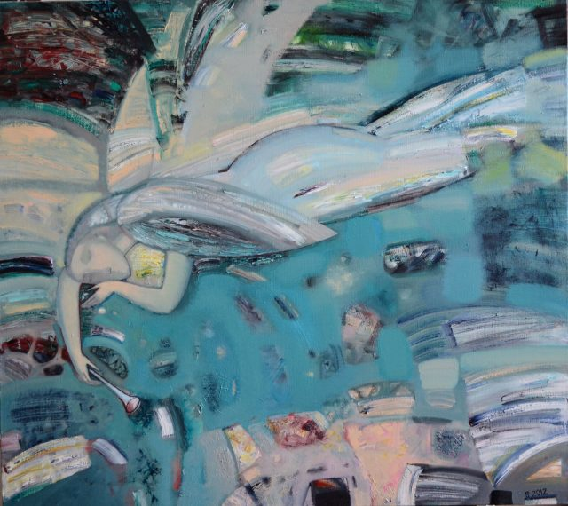Персональная художественная выставка Горшуновой Татьяны Анатольевны @ ул. Гончарова, 16
