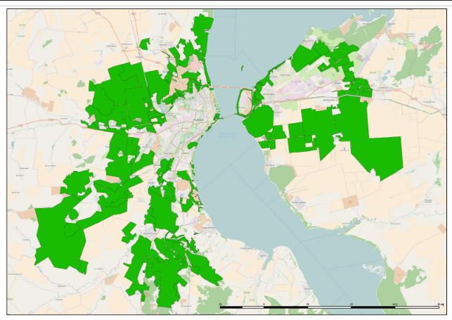 Создание зеленого пояса вокруг Ярославля одобрено общественниками