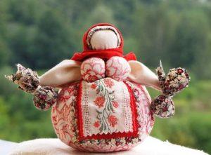 Мастер-класс по изготовлению куклы-оберега @ Бибилотека №8 (пр-т Нариманова, д. 106)