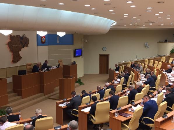 Бюджет Ульяновской области увеличился на2,8 млрд руб.
