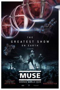 Эксклюзивный показ концерта Muse «Drones World Tour» @ Кинотеатр «МУВИЗ» (ул. Карла Маркса, д. 4/1, 4 этаж)