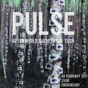 """Вечеринка """"PULSE"""""""