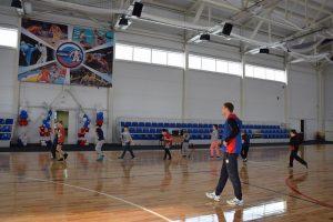 Региональный чемпионат школьной баскетбольной лиги «КЭС-БАСКЕТ» @ ФОК «Фаворит» на Нижней террасе