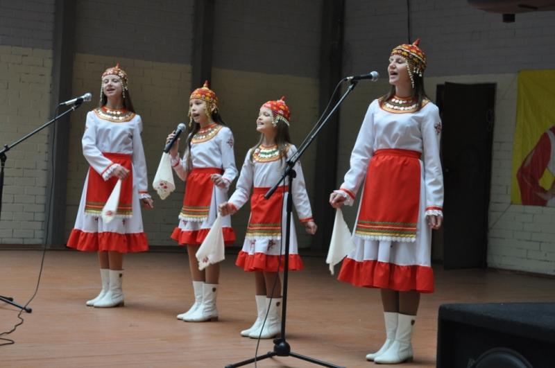 ряде чувашские нароные песни в современной каталоге