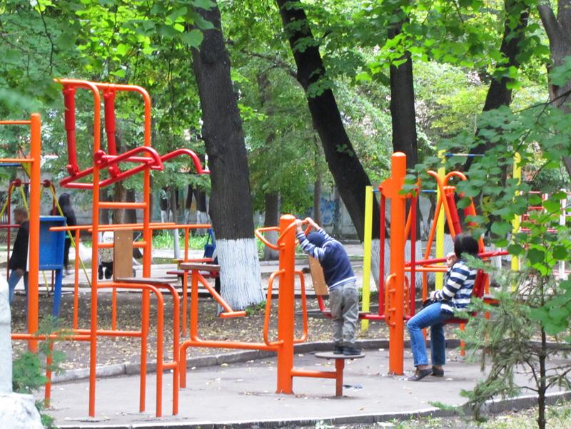 Топор Park