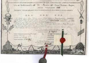 Открытие выставки «Вольные каменщики Симбирской губернии»