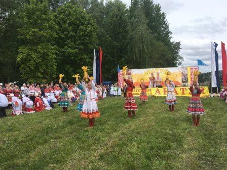 Чувашский национальный праздник Акатуй @ на ульяновском ипподроме (улица Ипподромная, дом 4)