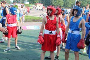 """Четвертый традиционный областной турнир по боксу среди юношей @ Спорткомплекс """"Строитель"""""""