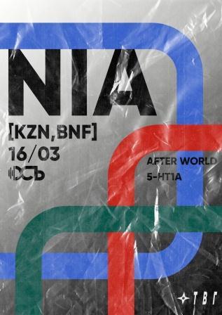 Выступление NIA [BNF, Kazan] в клубе ОСЬ @ клуб ОСЬ (ул.Гончарова 21)