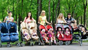 Фестиваль близнецов и двойняшек «Двойное счастье – во всех парках страны!» @ Сбор на площади перед входом в педуниверситет