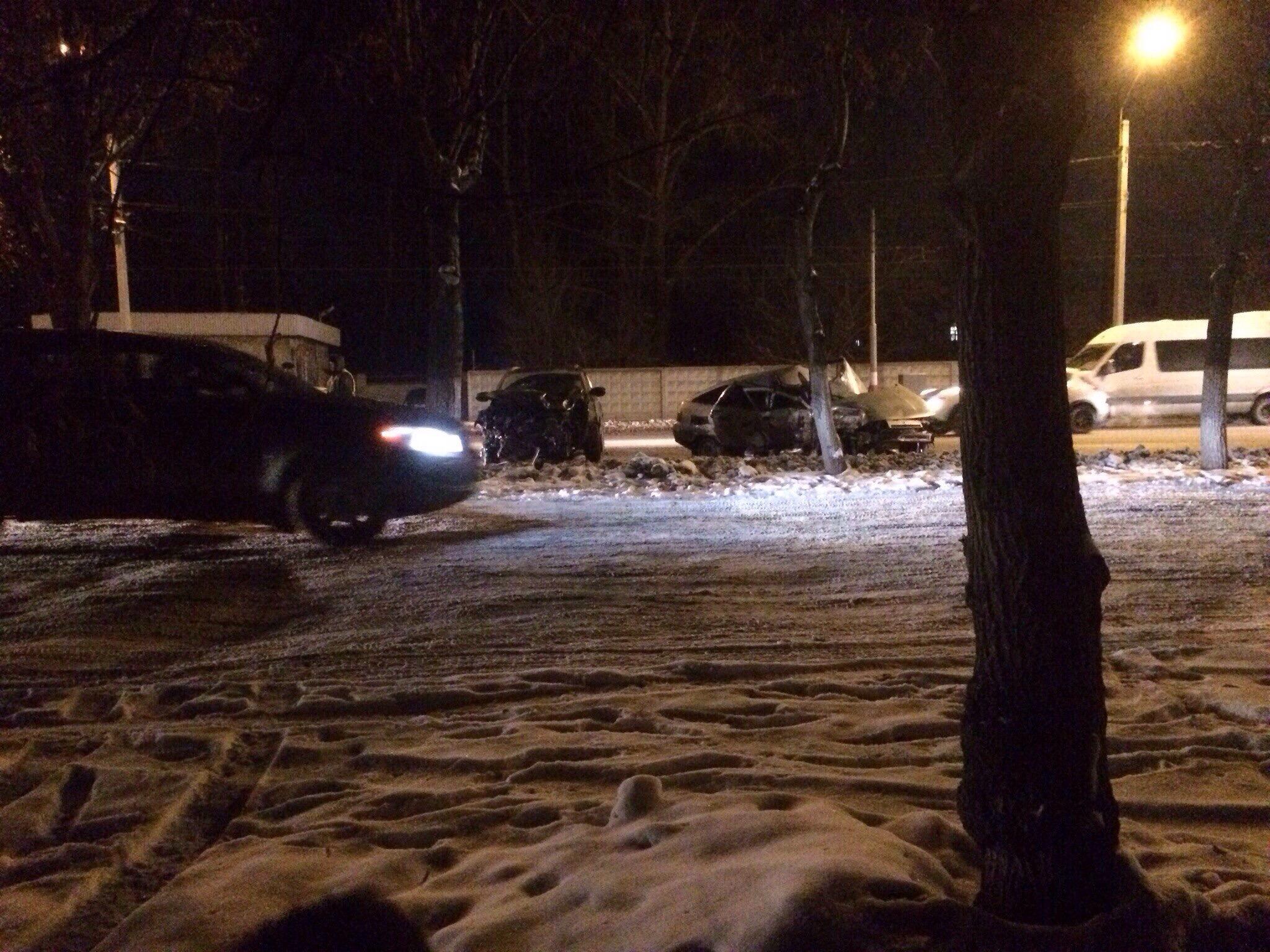 Наулице Кирова случилось лобовое столкновение, есть погибший