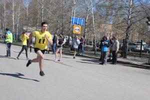 Народная легкоатлетическая эстафета «Связь времён» @ ул. Аблукова – от дома №71 до дома №74 по улице Пушкарёва