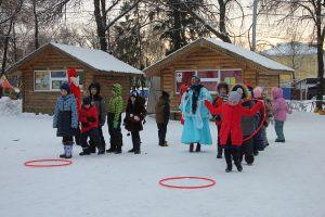 Всероссийский День снега @ Площадь Ленина