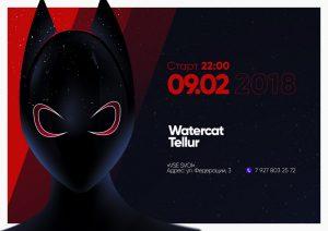 """Выступление группы """"Watercat"""" (г.Санкт-Петербург) @ VseSvoi (ул. Федерации, д. 3)"""