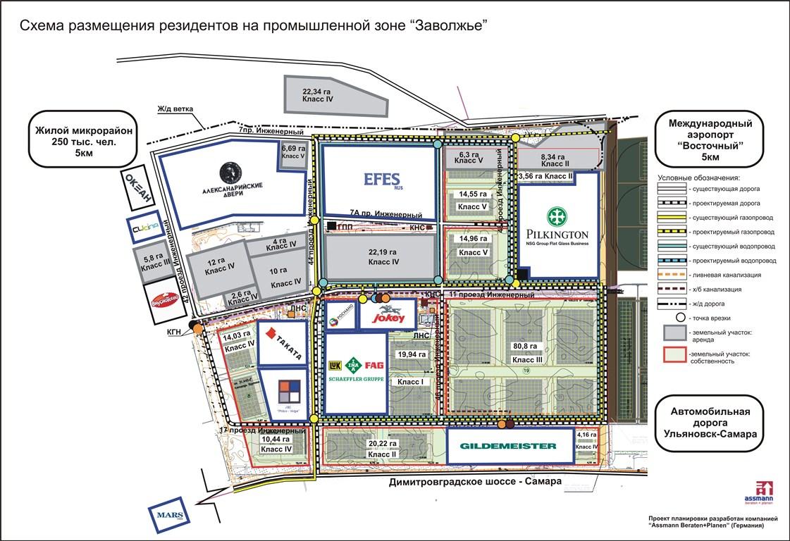 Сергей ВАСИН: Застройка промышленных зон Ульяновской области будет продолжена