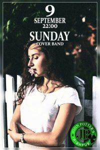 """Выступление группы """"Sunday"""" @ JOHN POTTERS, ирландский паб (ул. Ленина, д.89)"""