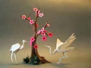 Открытие клуба «Оригами» @ Каминный зал Дворца книги