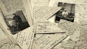 Акция «Письмо в сорок пятый» @ Площадь 30-летия Победы