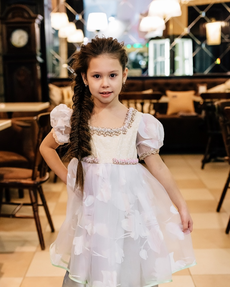 Маленькая Мисс Чумакова Арина 1