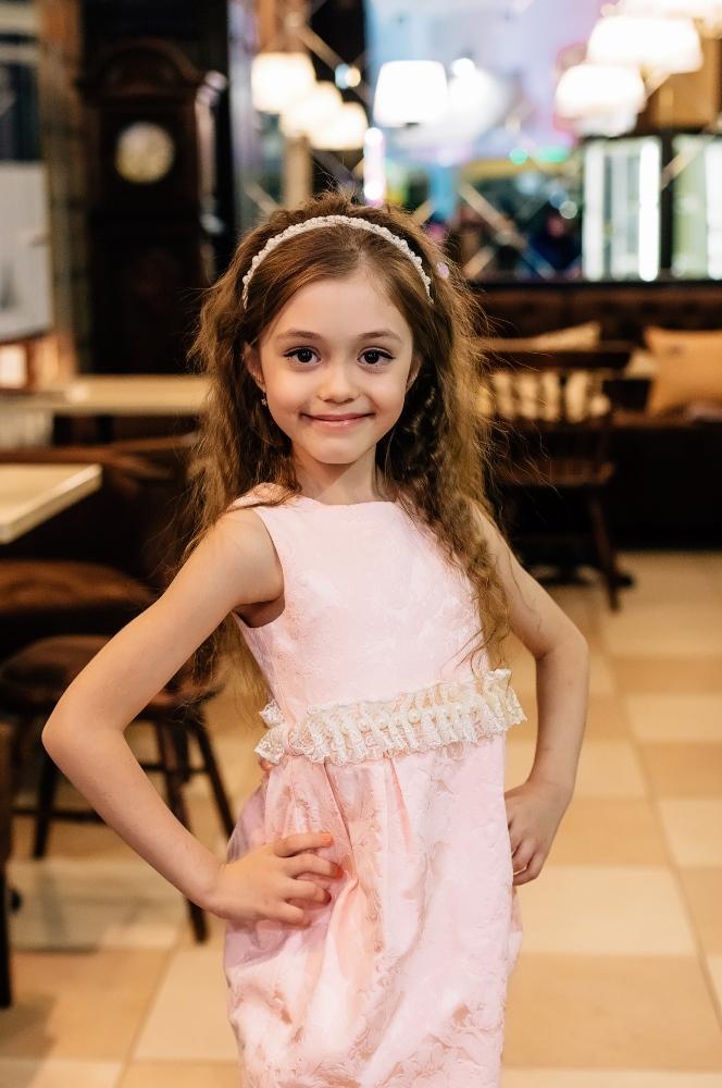 Маленькая Мисс Хасанова Самира