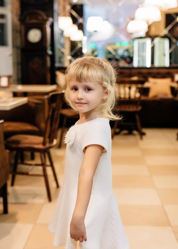 Маленькая Мисс Клопкова Евангелина