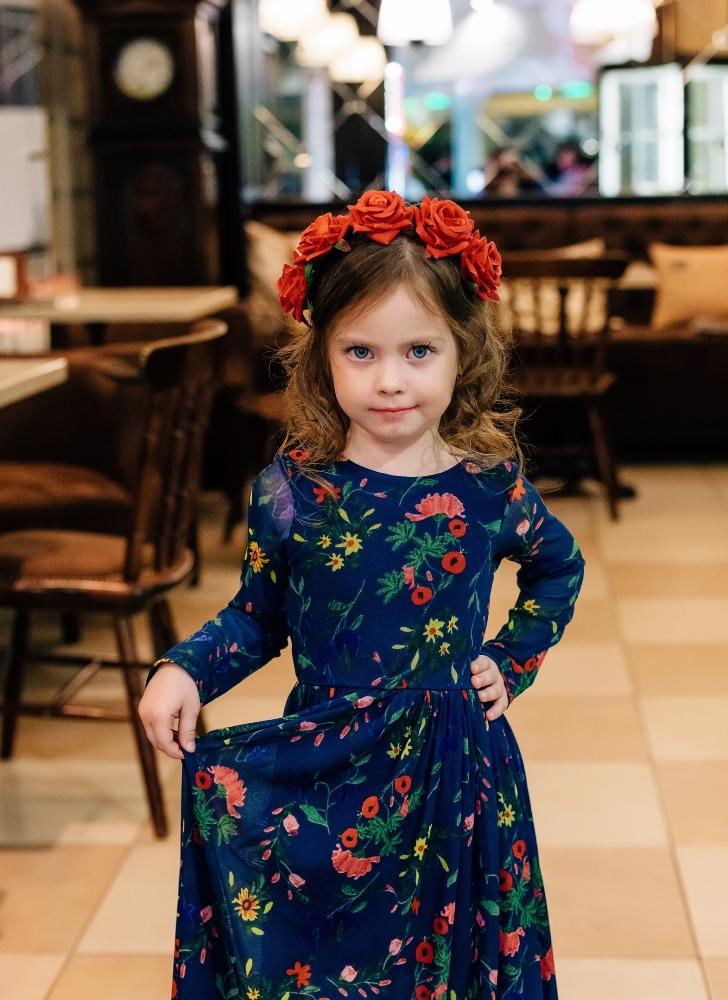 Маленькая Мисс Кудрявцева Мария