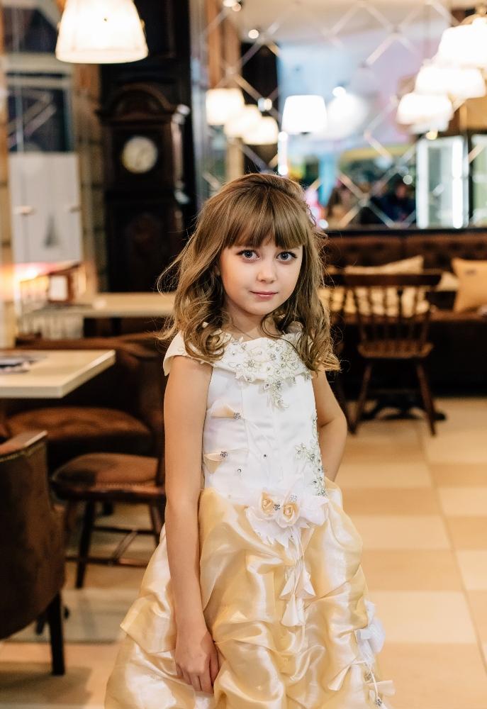 Маленькая Мисс Осипова Анастасия