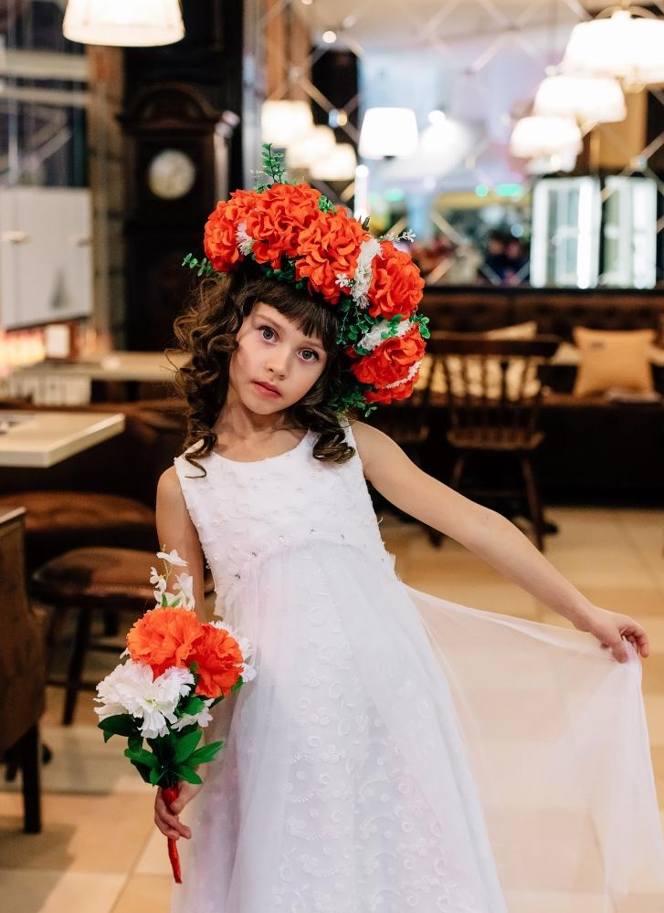 Маленькая Мисс Смирнова Ангелина