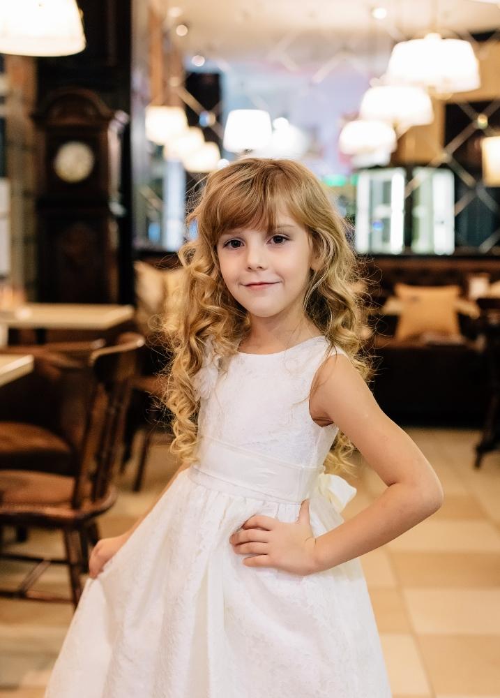 Маленькая Мисс Вилкова Анстасия