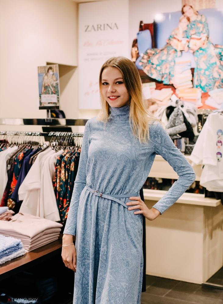 Мисс Головкина Светлана