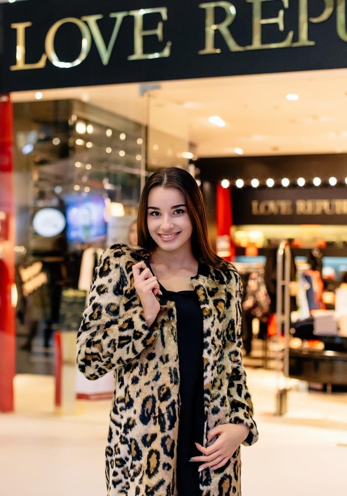 Мисс Семёнова Дарья