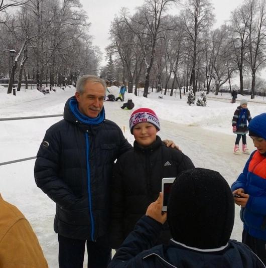 Новости Правительства в фото (prясess_ulgov) • Фото и видео в Instagram - Google Chrome