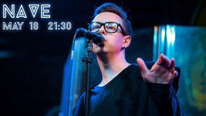 """Выступление группы """"Nave"""" @ YANKEE Bar & Grill (ТРЦ """"Аквамолл"""", Московское шоссе, д. 108, 1 этаж)"""