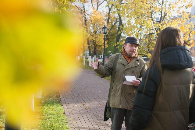 """Экскурсия-исследование """"Ульяновский бестиарий"""" @ Поклонный крест-часовня"""