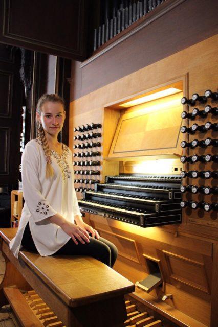Концерт классической органной музыки в Лютеранской церкви @ Лютеранская церковь